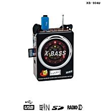 29da0d8e31b4a Radio Haute Qualite11 ibande Rechargeable Lecteur - Usb-Aux - Micro sd- Fm-
