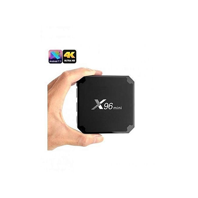mini x android tv box mode d'emploi