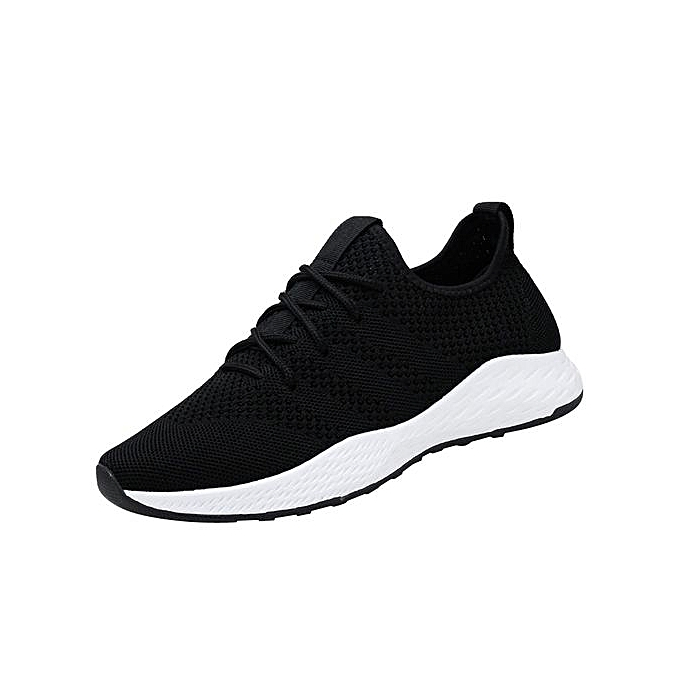 Fashion Jiahsyc Store Breathable Men baskets High Quality Comfortable Non-Slip Soft Mesh Men chaussures-blanc à prix pas cher