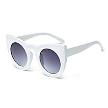 6a3bb1227098d8 Women Men Vintage Retro Glasses Unisex Fashion Aviator Mirror Lens  Sunglasses