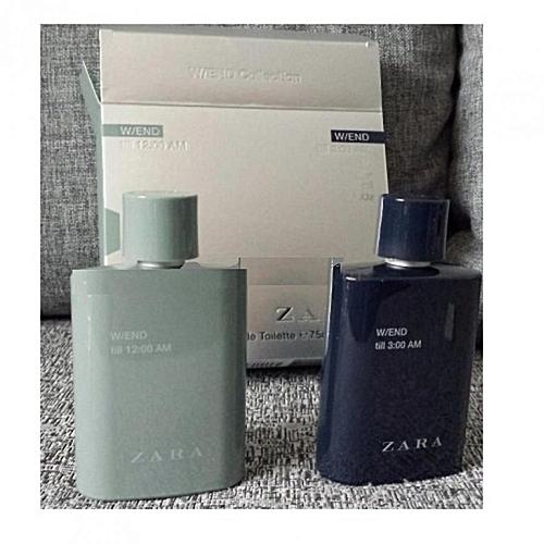 Zara Coffret 2 Parfum Zara 100 Ml à Prix Pas Cher Jumia Maroc