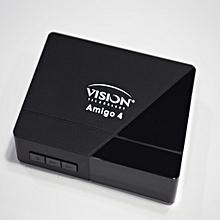 2e265e5511a17 Vision جهاز الاستقبال أميكو 4 + 2سنوات خادم فانيلا بروميوم + 12 أشهرPOP VOD  + 12 أشهرPOP IPTV