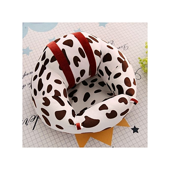 Generic   Infant Soft Learn Sitting Back Chair Cushion Sofa Training Inflatable Seat à prix pas cher