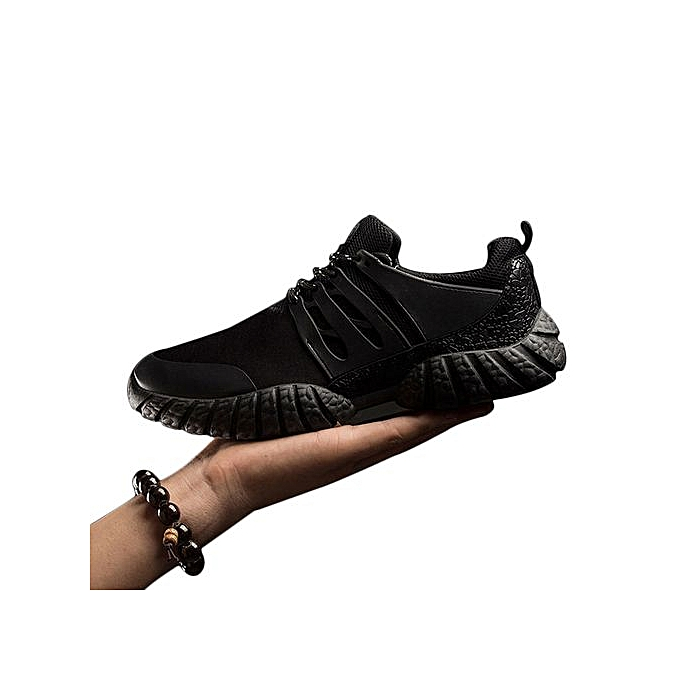 Fashion X8078 Men Lace-up Lightweight Comfortable Breathable Sport Running chaussures baskets à prix pas cher