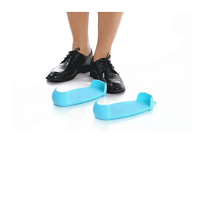 UNIVERSAL Honana HN-SC01 Adjustable chaussures Covers Durable Washable Anti Slip Household chaussures Covers M à prix pas cher