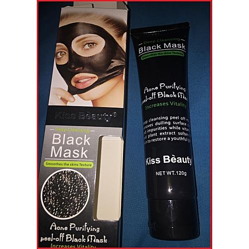 fec49141880d9 Masque Noir Soin du visage Aspiration Masque noir Enlèvement des points  noirs Peel off Maquillage des