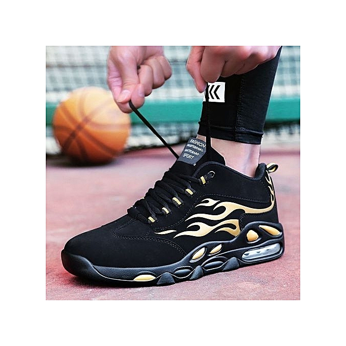 Fashion Men Fashion Large Taille baskets Casual Breathable Running Sports chaussures à prix pas cher
