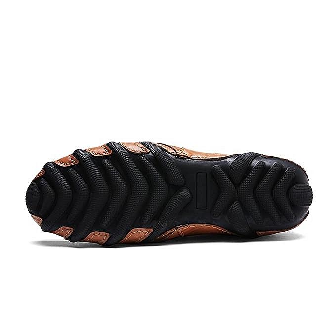 Fashion Fashion   Stylish Wearable Slip On Driving Loafers Casaul Casaul Loafers Leather Shoes Flats-EU à prix pas cher  | Jumia Maroc 1e4937