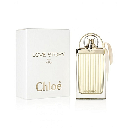 Chloe Love Story Eau De Parfum Pour Femme 50 Ml à Prix Pas Cher