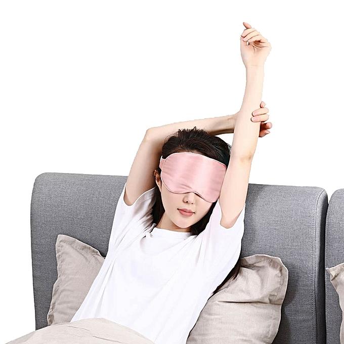 Mi Xiaomi Mijia PMA Graphene Therapy Heated Eye Mask Silk Eye Patch  Fatigue Relief Eye Massager à prix pas cher