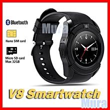 b79c41953dcbb V8 Smart Watch Montre connectée de Sport