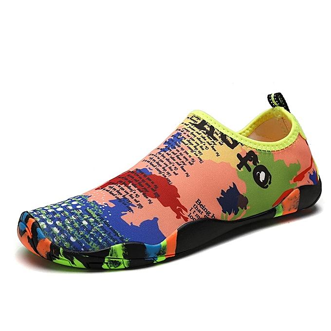Fashion Chaussures de plage Chaussures de yoga de natation Slip On Randonnée Tapis roulant de conduite Mocassins à prix pas cher