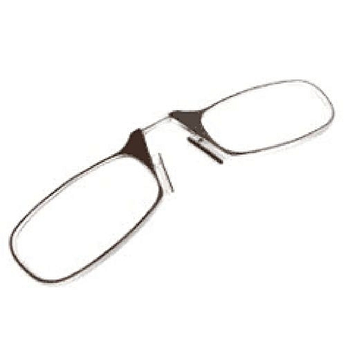 New portable mini nose clip reading glasses with case 1 5 for Sony housse de transport lcscsj ae