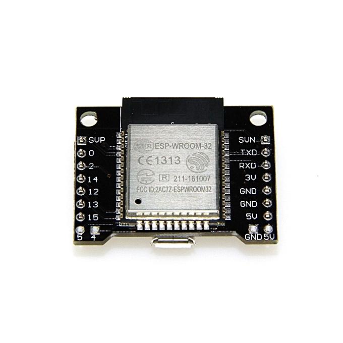UNIVERSAL Wemos® ESP32 WiFi Module + bleutooth Dual ESP-32 ESP-32S ESP8266 à prix pas cher