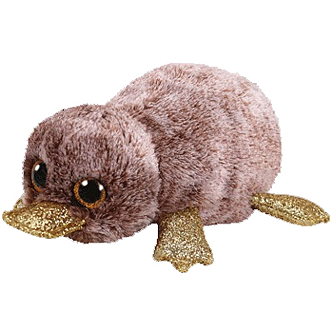 Autre Ty Beanie Boos Cute Owl Monkey Unicorn Plush Toy Doll Stuffed & Plush Animals 6  15cm(marron Platypus) à prix pas cher
