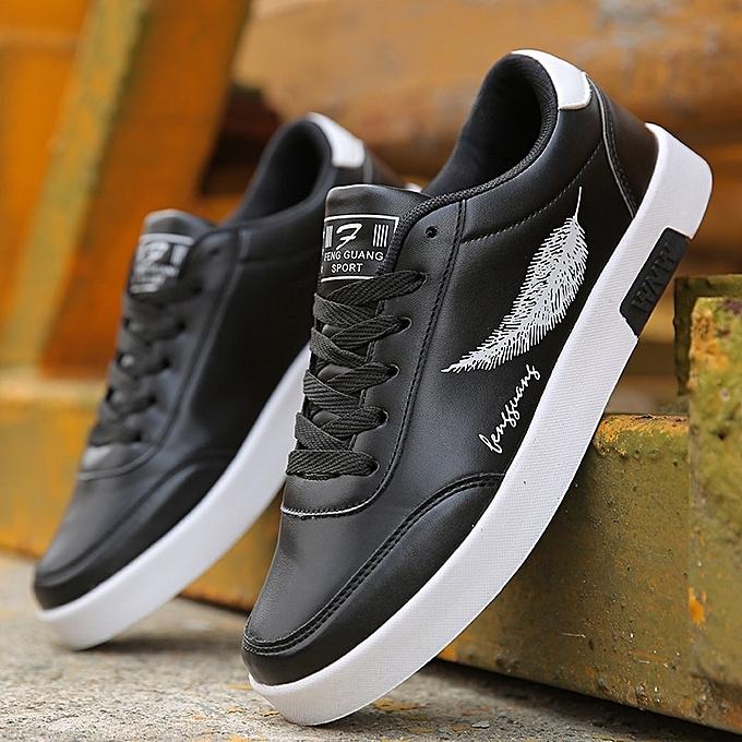 Other Summer High Quality Men baskets Low Top chaussures -noir à prix pas cher