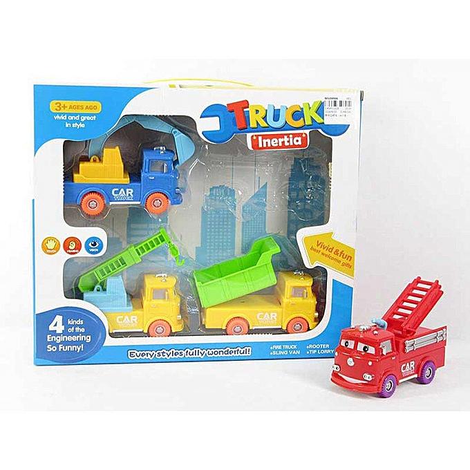 Autre BF109906 Enfant jouet inercravatel jouet camion de missiles bataille précoce jouet éducatif à prix pas cher