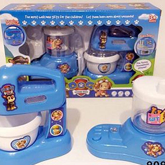 Autre Jeu de jouets pour appareils ménagers UR créatifs bébé enfants jouet éducatif non toxique808804 à prix pas cher