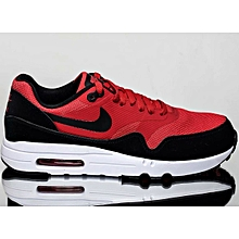 newest collection 09453 66cd3 Nike Men Air Max 1 Ultra 2.0 Essential Red 875679-600 RHK