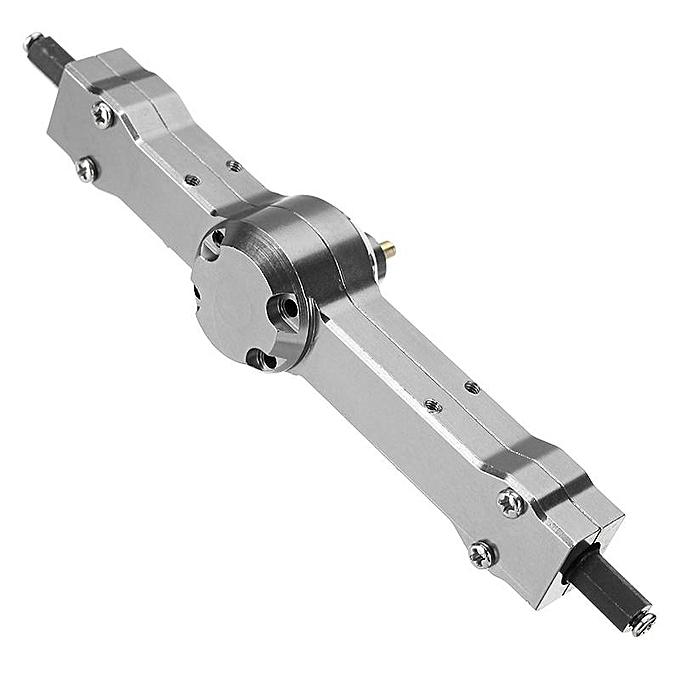 OEM Titanium Couleur All Metal Front  Rear Bridge Axle For WPL HengLong 1 16 Military à prix pas cher