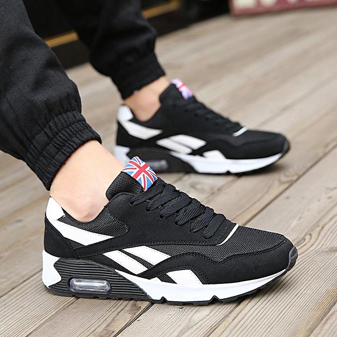 Kokobuy Comfortable Men Mesh Fabric Sport chaussures Breathable Running Walking baskets à prix pas cher    Jumia Maroc