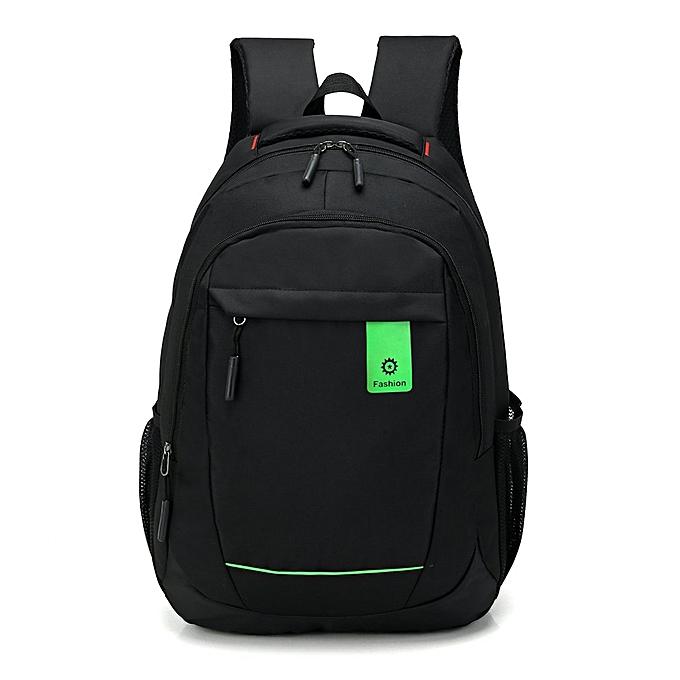 Generic Hommes's sac à dos grand capacité voyage sac Student imperméable Shoulder à prix pas cher