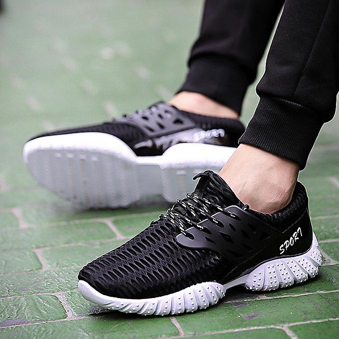 Fashion Men's Athletic baskets Trainers Running Tennis Casual Sport chaussures à prix pas cher    Jumia Maroc