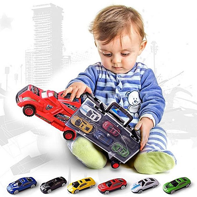 Autre Modèle de voiture de jouet éducatif d'alliage de jouet d'enfants, livraison aléatoire de couleur à prix pas cher