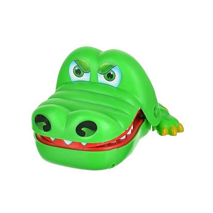mode Crocodile Dentist Desktop Mechanical Toy à prix pas cher