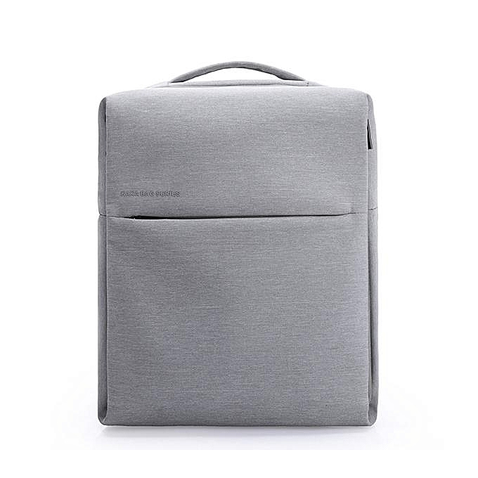 UNIVERSAL KAKA Men Oxford Shockproof Backpack High Quality Business Leisure Laptop Bag for 16 Inches Laptop  gris à prix pas cher