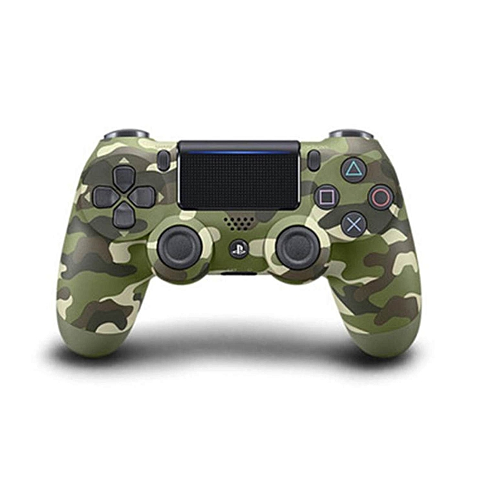 Other bleutooth Wireless PS4 Controller for PS4 Vibration Joystick Gamepad PS4 Game Controller Couleur Army vert camouflage LBQ à prix pas cher