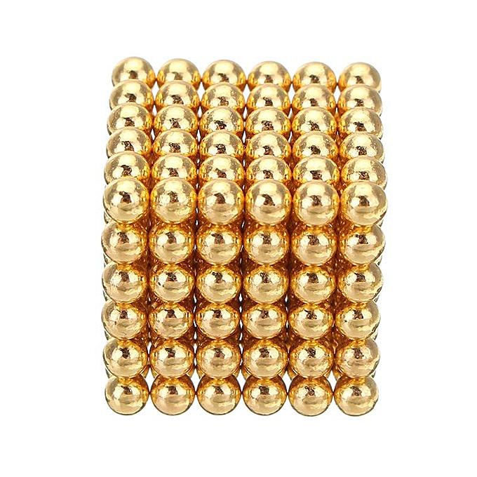 OEM 1000PCS Per Lot 5mm Magnetic Buck Ball Magnet or Couleur Intelligent Stress Rel à prix pas cher