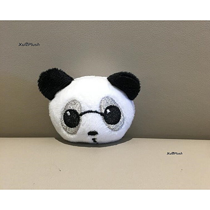 Autre Mini New Panda 10CM Plush Toys   4Couleurs  key chain Stuffed Plush Toys , accessories mini Gift Panda Plush Toy doll(5cm) à prix pas cher