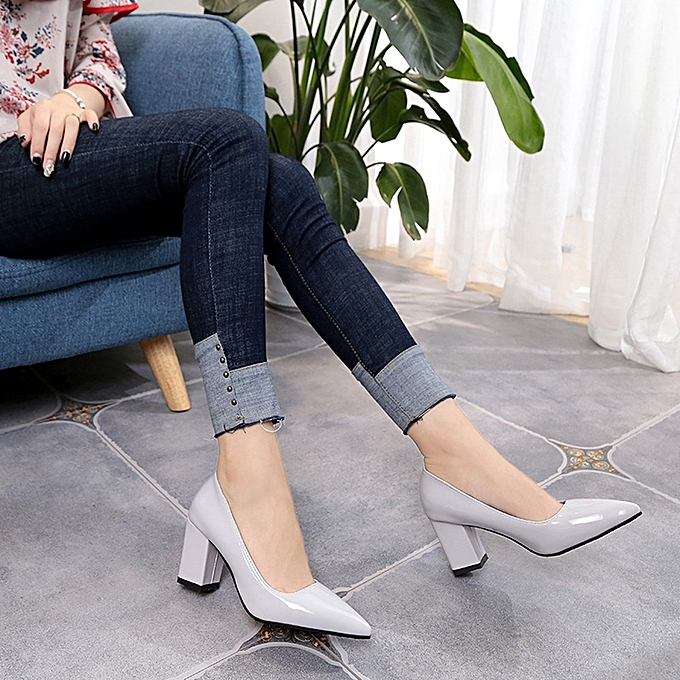 Fashion Fashion WoHommes    Sandals Pointed Toe Ankle Ankle Ankle High Heels Party Leisure Shoes à prix pas cher  | Black Friday 2018 | Jumia Maroc 2c07c6