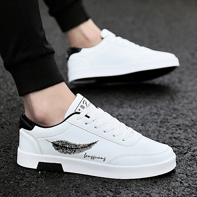 Fashion Chaussures de sport pour hommes  (Blanc) à prix pas cher  hommes | Black Friday 2018 | Jumia Maroc 99f109