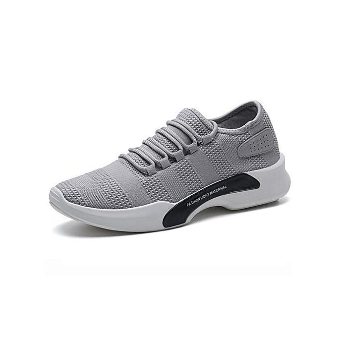 bleuLife baskets Pour Hommes - gris à prix pas cher