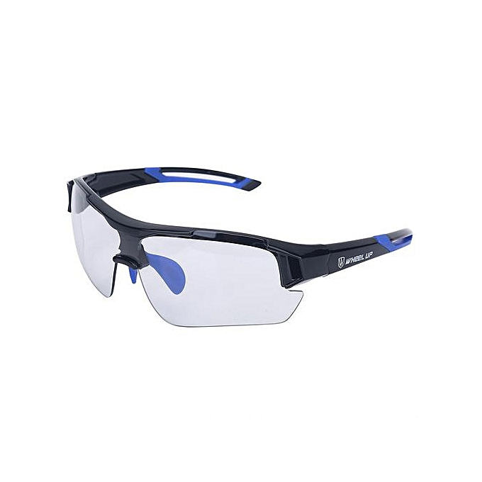 Other Outdoor Sports Windproof UV Prougeective Mountain Bike Cycling Glasses (bleu) à prix pas cher