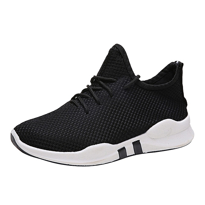 Générique Sedectres Fashion WoHommes  Round Head Breathable Leisure Mesh cher Sports Shoes Leisure Shoes-Black à prix pas cher Mesh  | Jumia Maroc 6239d3