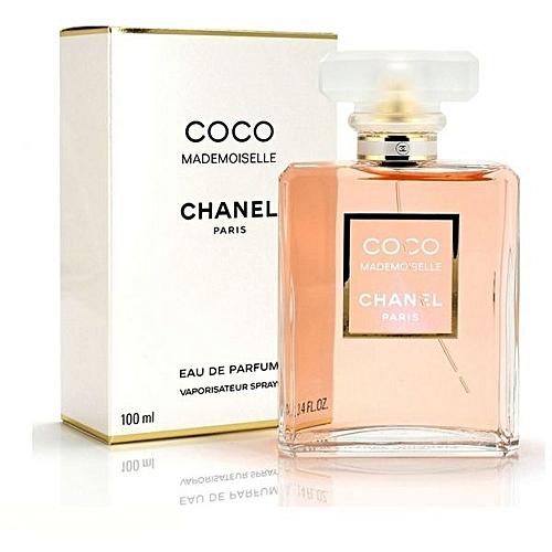 Chanel Coco Mademoiselle Eau De Parfum 100 Ml à Prix Pas Cher