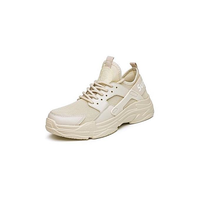 Fashion Fashion Sneakers Thick Soled Antiskid Shoes For  Maroc  à prix pas cher  | Jumia Maroc  aa72b2