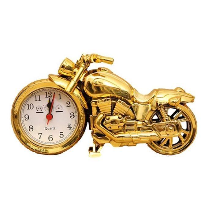 weshop horloge r veil plastique vintage retro moto de style acheter en ligne jumia maroc. Black Bedroom Furniture Sets. Home Design Ideas