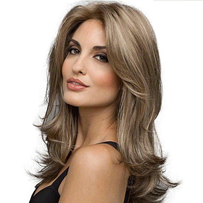 Oem Wig Soft Hair Extension Synthetic Headwear Women Hair Accessory