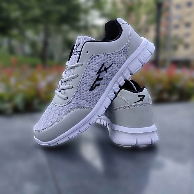 Fashion jiahsyc store Men's Summer Fashion Running Casual Mesh Breathable Sports chaussures à prix pas cher