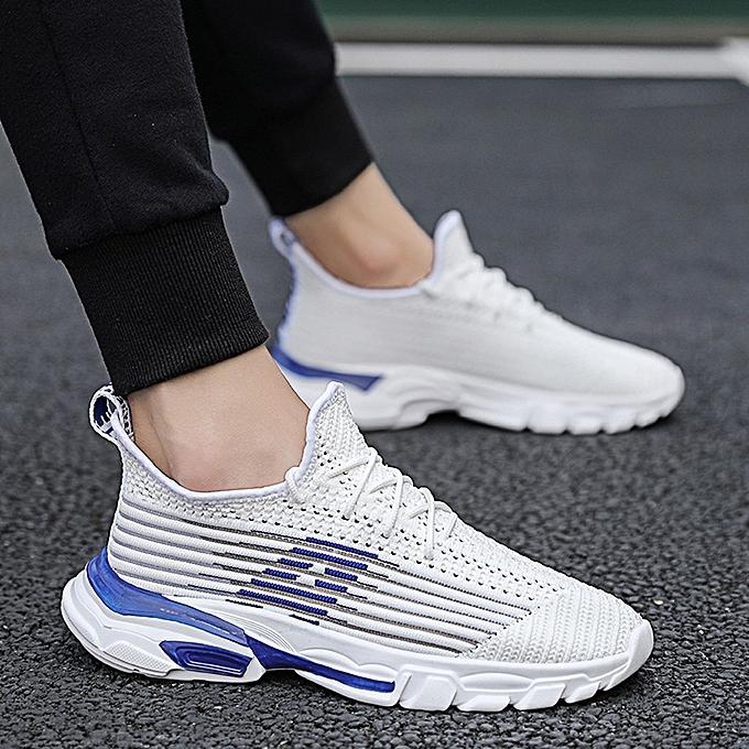 Fashion jiahsyc store Men's Summer Fashion Running Casual Mesh Breathable Sports chaussures à prix pas cher    Jumia Maroc