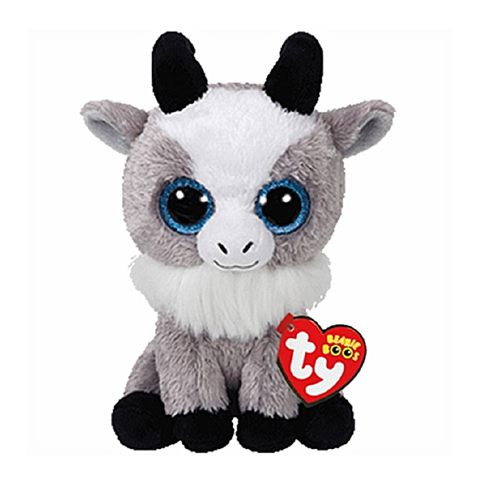 Autre Ty Beanie Boos Plush Animal Doll Gabby Goat Soft Stuffed Toys With Tag 6  15cm à prix pas cher