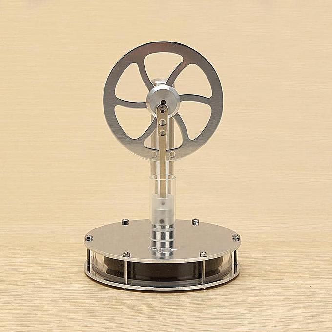 OEM QX-DWCL-01 Stirling Engine Model Faible temperature Magnetic chaîne  Motor Model Ki à prix pas cher