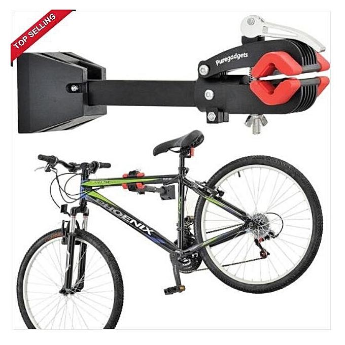 UNIVERSAL Wall Mount Heavy Duty Bike Bicycle Maintenance Mechanic Repair Folding Clamp Pro à prix pas cher