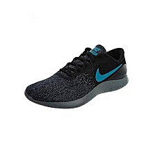 buy popular 9657f d3633 Baskets Homme de contact Nike Running Flex noires 908983-012