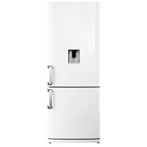 beko combin 455l semi no frost ch146100d fontaine d 39 eau. Black Bedroom Furniture Sets. Home Design Ideas
