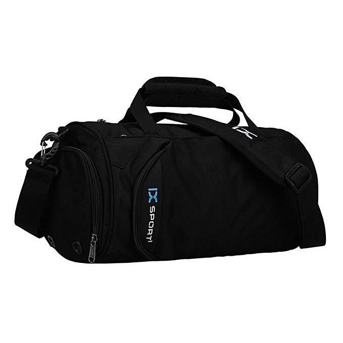 Other IX Brand Hommes's sacs Totes Décontracté Designer Messenger sac bandoulière sac Hommes Shoulder grand-capacité High Quality voyage sacs 2019(noir) à prix pas cher
